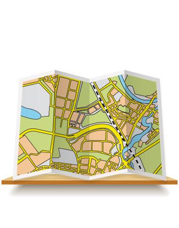 Kaarten & stratengidsen