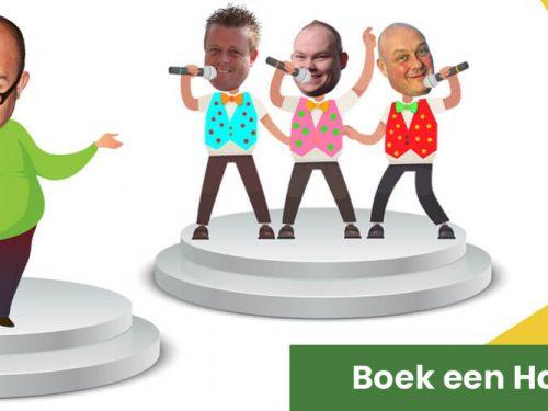 Haagse artiesten boeken voor elke gelegenheid