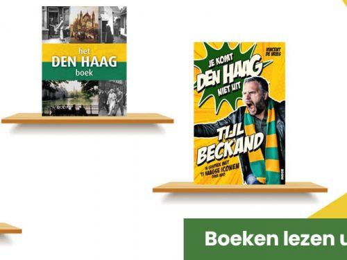Te gekke boeken uit Den Haag!