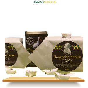 Haagsche hopjes cake