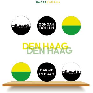 Sfeerfoto onderzetters Den Haag