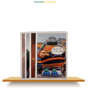 Boek Den Haag