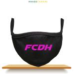 FCDH Mondkap FCDH roze