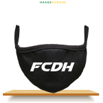 FCDH Mondkap FCDH wit