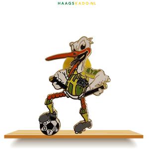 Mascot Den Haag ADO Spelt
